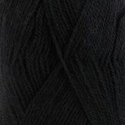 Drops Baby Alpaca noir 8903
